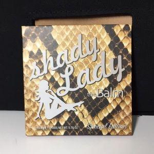 The balm shady lady palette